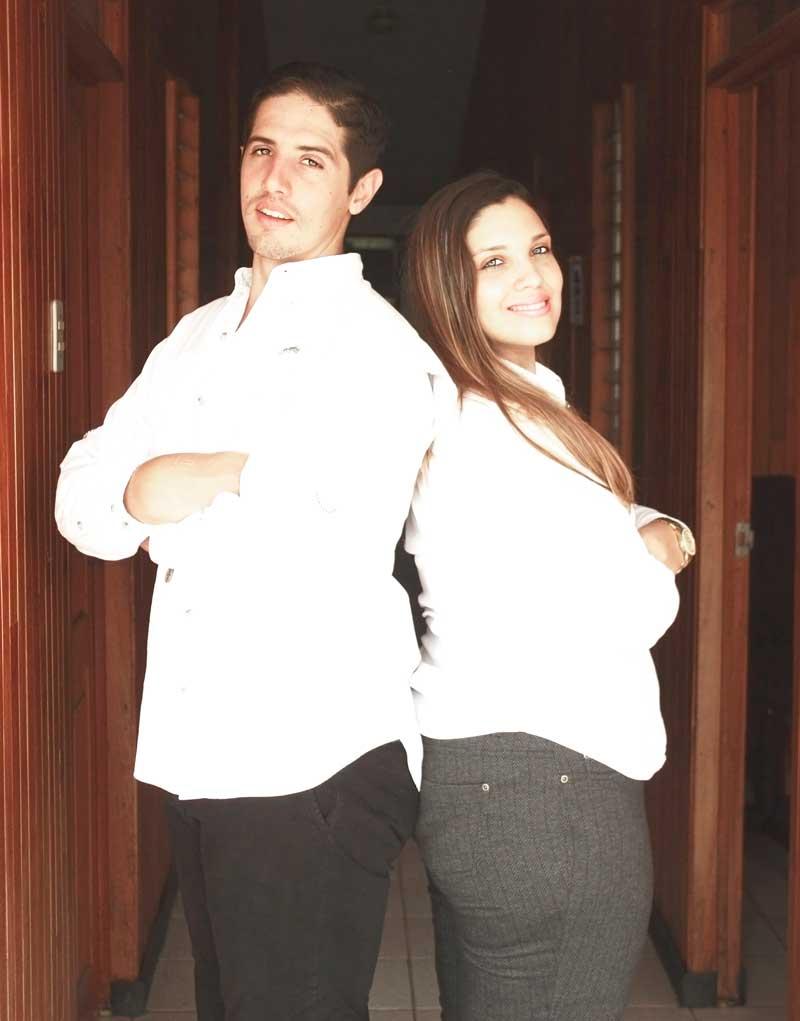 Rodrigo y Fabiola, Dueños de R3